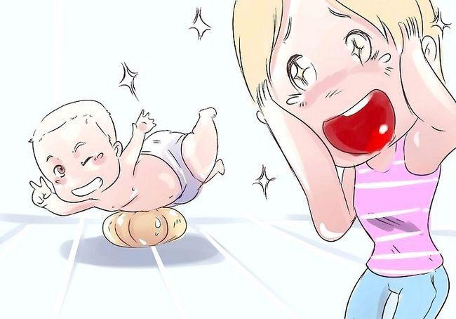 आपका बच्चा कदम 14 के साथ डो टमी टाइम शीर्षक वाला चित्र