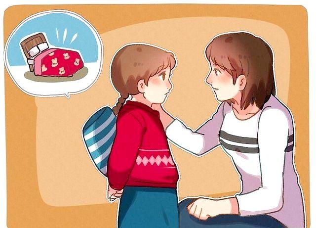कैसे अपने बच्चों को उनके बिस्तर में सोने के लिए बनाने के लिए