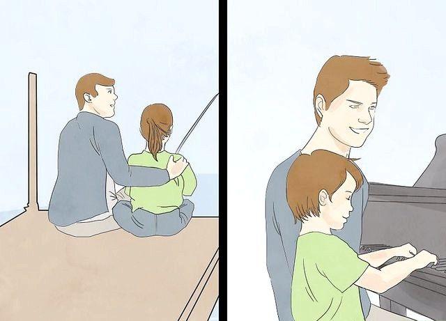 एक अच्छा अभिभावक और बाल रिश्ते विकसित करें शीर्षक शीर्षक छवि 3