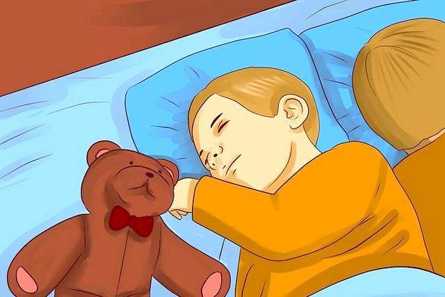 बिस्तर में रहने वाले ट्विन टॉडलर्स नाम वाली छवि चरण 7