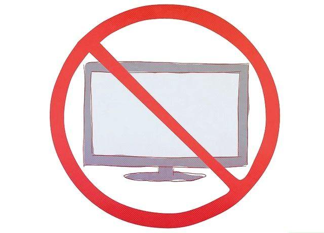 अपने बच्चों को दूर टीवी से कदम छवि 11 कदम