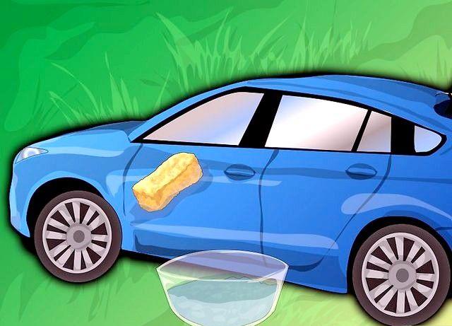 कार से पुरानी वैक्स कैसे निकालें
