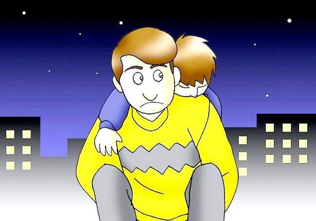 एक जिम्मेदार वयस्क चरण 11 में अपने परेशान किशोर किशोर को चालू चित्र देखें