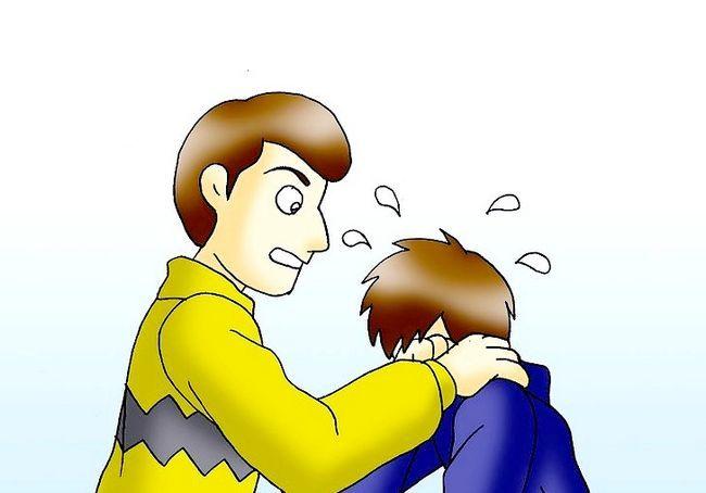 एक जिम्मेदार वयस्क चरण 14 में अपने परेशान किशोर किशोर को चालू चित्र देखें