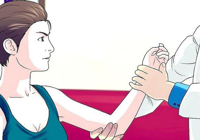 ट्रीट अ पुलड स्नायस्य चरण 8