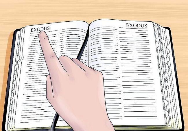 बाइबिल पर एक श्लोक कैसे प्राप्त करें