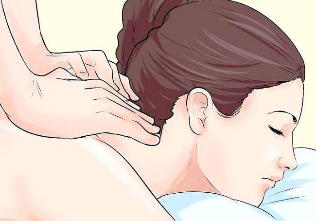 व्हाइप्लैश से पुनर्प्राप्त करने के लिए भौतिक चिकित्सा का प्रयोग करें शीर्षक स्टेप 9