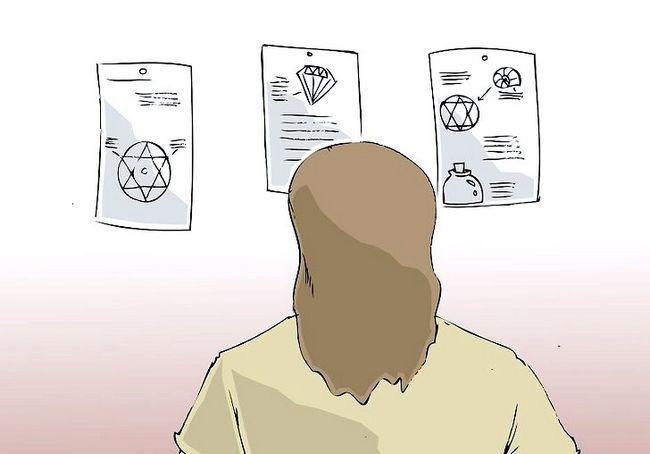 का प्रयोग करें जादू का जादू और घुमाव चरण 10 दर्ज करें