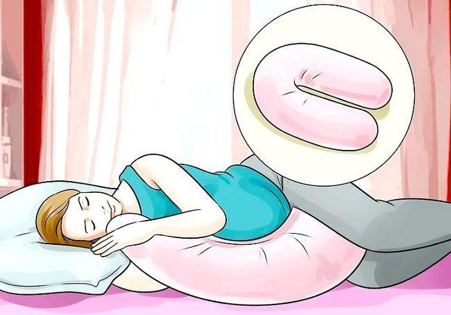 एक स्तन छाती तकिया चरण 8 का प्रयोग करें शीर्षक वाला चित्र