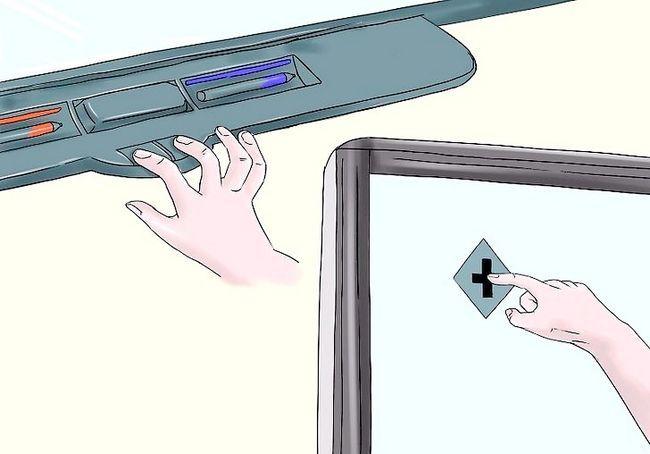 इलेक्ट्रॉनिक व्हाइटबोर्ड का उपयोग कैसे करें