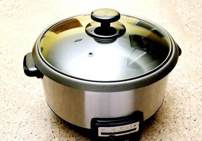 धीमी गति से खाना पकाने के बर्तन का उपयोग कैसे करें