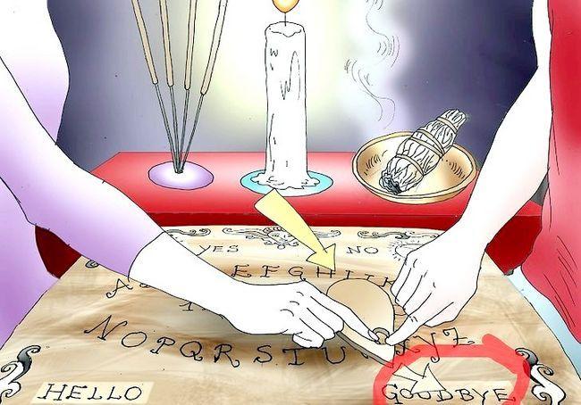 एक Ouija बोर्ड चरण 14 का प्रयोग करें छवि शीर्षक