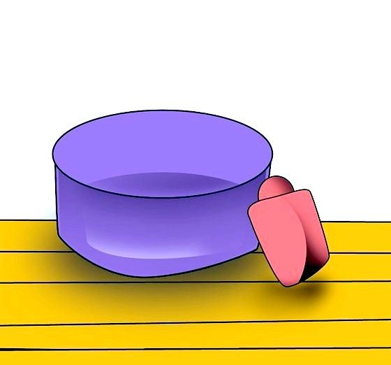 चित्र का उपयोग करें प्लास्टिक बेसिन का प्रयोग करें चरण 3