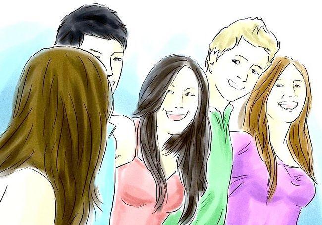 छवि का निर्धारण करें कि यदि कोई लड़का आपको घबराहट करता है तो वह आपको चार चरण पसंद करता है I