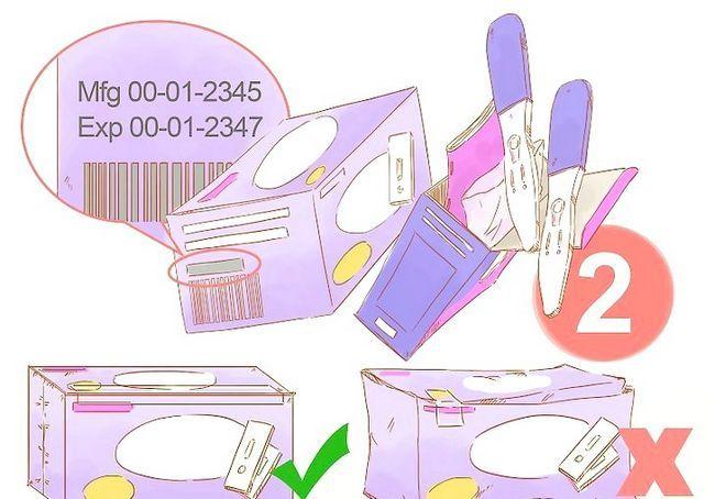 गर्भावस्था परीक्षण का उपयोग कैसे करें