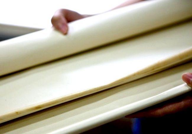 रसोई में पका हुआ कागज का उपयोग कैसे करें