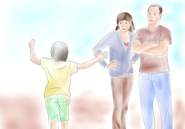 अपने माता-पिता के चरण 2 पर वापस जाओ शीर्षक वाली छवि