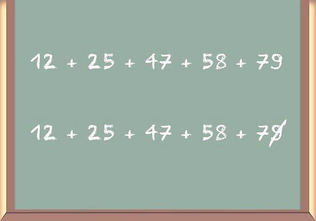 चेक मठ समस्याएं शीर्षक से छवि आसानी से चरण 10
