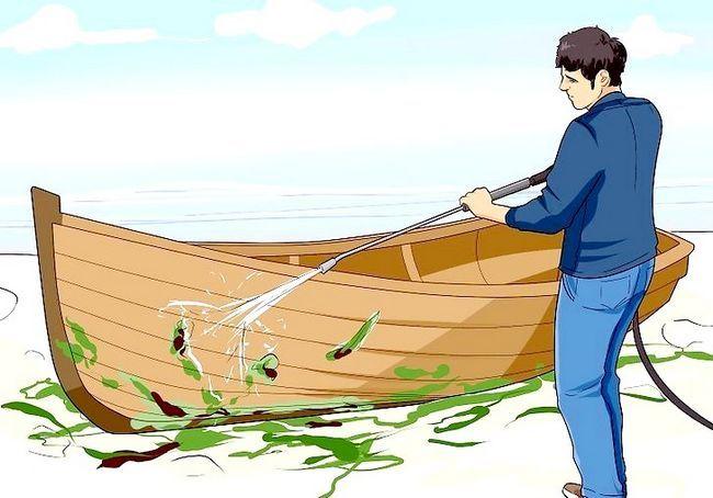 कैसे एक नाव पेंट करने के लिए