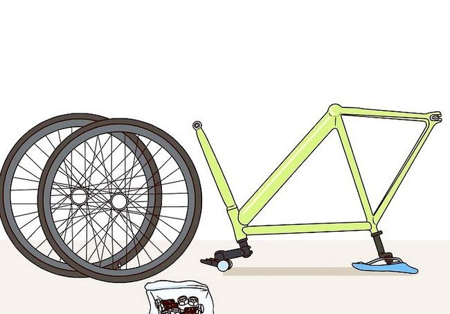 कैसे एक साइकिल पेंट करने के लिए