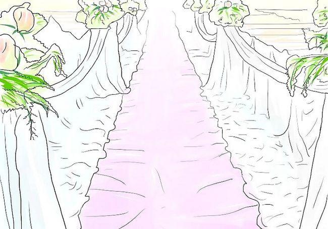चित्र शीर्षक के लिए ड्रेस के लिए एक रिहर्सल डिनर चरण 4