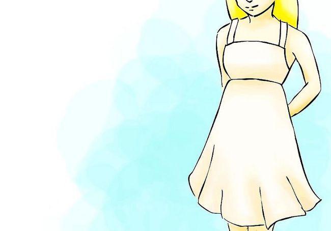 इमेज का शीर्षक ड्रेस फॉर अ वेडिंग चरण 05 है
