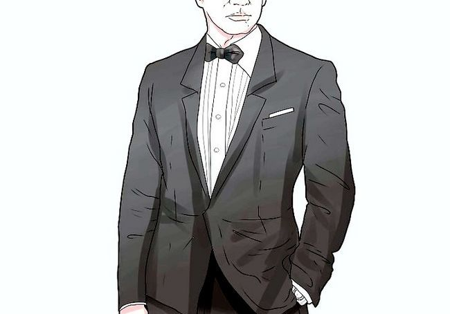 जेम्स बॉन्ड की तरह पोशाक कैसे करें
