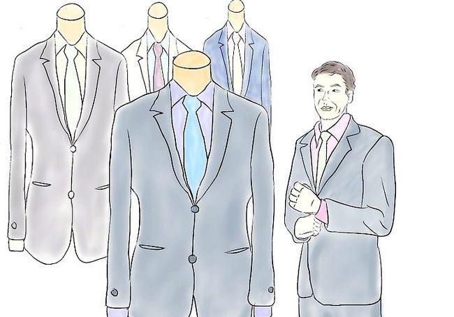 मैनेजिंग डायरेक्टर (मेन) के रूप में ड्रेस कैसे करें