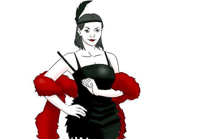 कैसे एक गैंगस्टर लड़की के रूप में ड्रेस करने के लिए