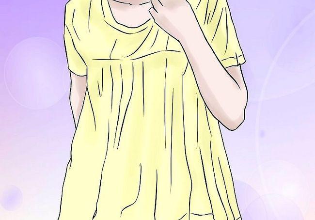 गर्भवती चरण 2 के बाद पोशाक शीर्षक वाली छवि
