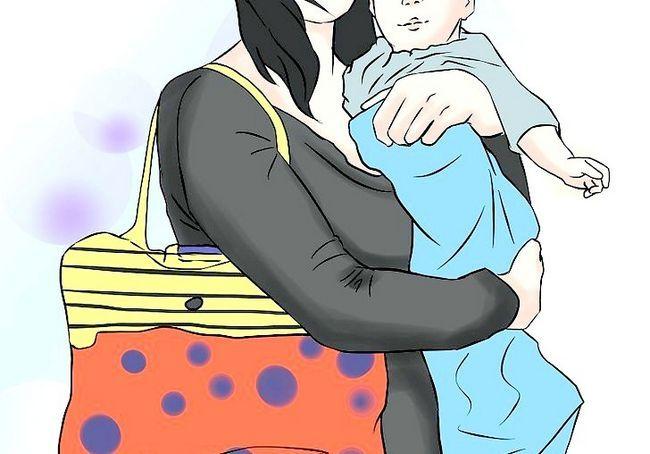गर्भवती चरण 5 के बाद पोशाक का शीर्षक चित्र