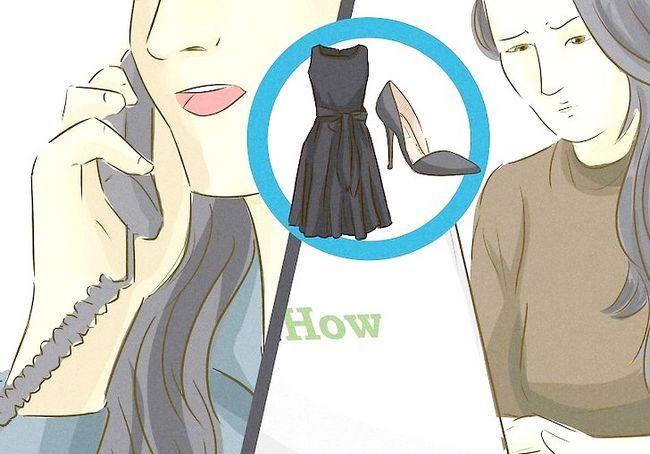 एक फनरल स्टैप 11 के लिए ड्रेस अप चित्र