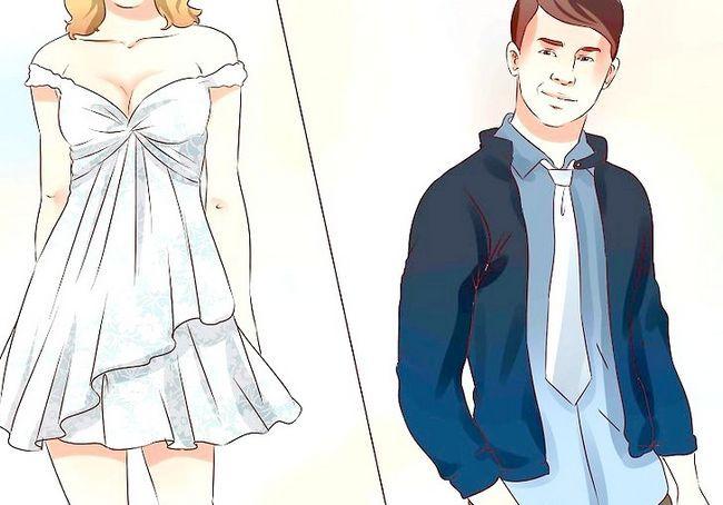 छवि के लिए एक शाम शादी के लिए पोशाक शीर्षक चरण 26