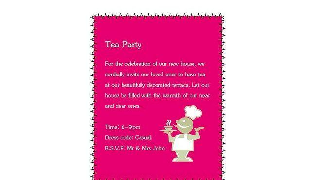 कैसे एक चाय पार्टी के लिए ड्रेस करने के लिए