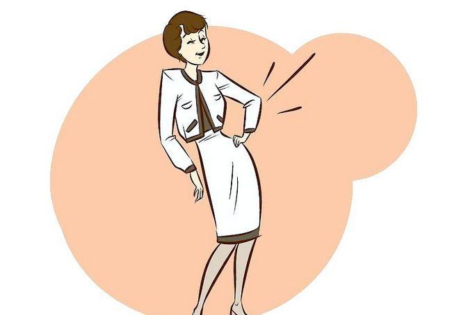 कोको चैनल चरण 3 जैसे पोशाक का शीर्षक चित्र
