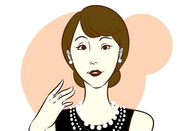 कोको चैनल चरण 8 की तरह पोशाक वाला चित्र