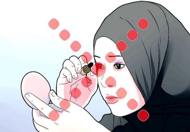 चित्र शीर्षक से एक मुस्लिम लड़की के रूप में विनम्र रूप से कदम 3