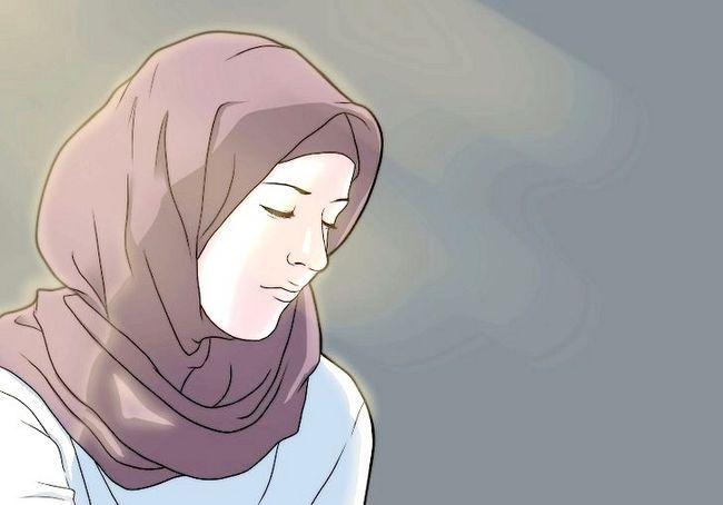 चित्र शीर्षक एक मुस्लिम लड़की के रूप में विनम्रता चरण 4
