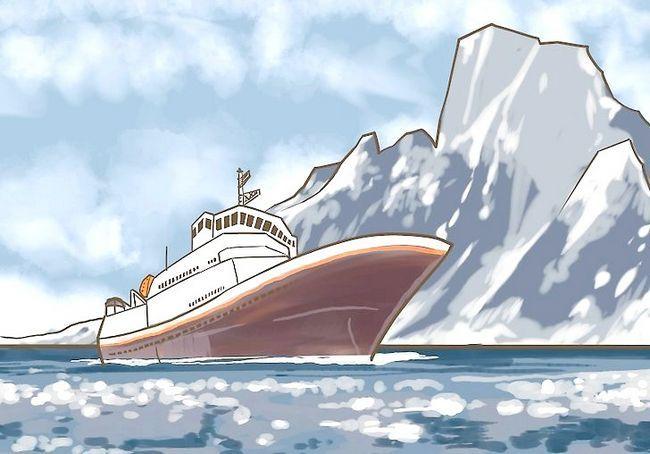 अंटार्कटिका में यात्रा कैसे करें