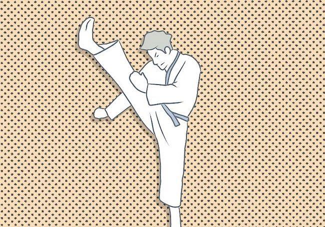 विन शीर्षक में प्रतिस्पर्धी स्पारिंग (तायक्वोंडो) चरण 5 बुलेट 5