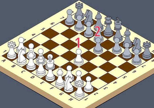 ब्लैक मोहरे के साथ बजाना शतरंज ओपनिंग कैसे करें
