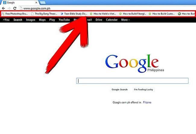 Google क्रोम में पसंदीदा कैसे देखें