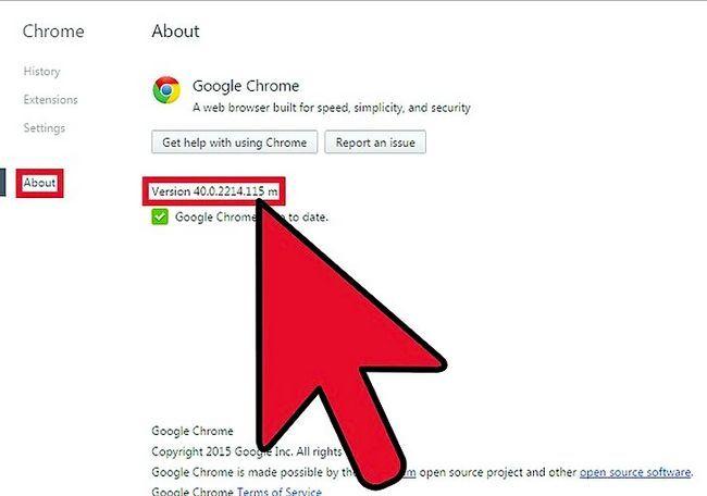 शीर्षक वाला छवि Google Chrome देखें