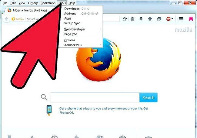 छवि शीर्षक शीर्षक में फ़ायरफ़ॉक्स में सहेजे गए पासवर्ड देखें