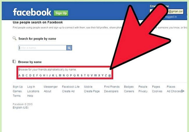 बिना साइन अप किए हुए फेसबुक प्रोफाइल को देखो शीर्षक वाला छवि चरण 3