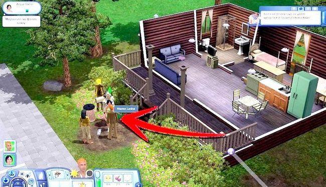 Sims 3 चरण 16 में आपकी खुद की लाइव पर लाइव एज़ ए टीन का शीर्षक चित्र