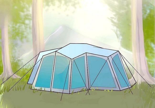 कैसे तम्बू में रहने के लिए