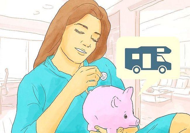 एक आर.वी. चरण 6 के लिए ऋण प्राप्त करने में सफल रहें