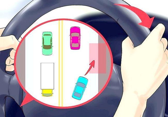 ड्राइविंग चरण 7 में उल्टी नाम वाली छवि